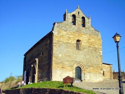Iglesia de Santiago Villafranca del Bierzo, Leon