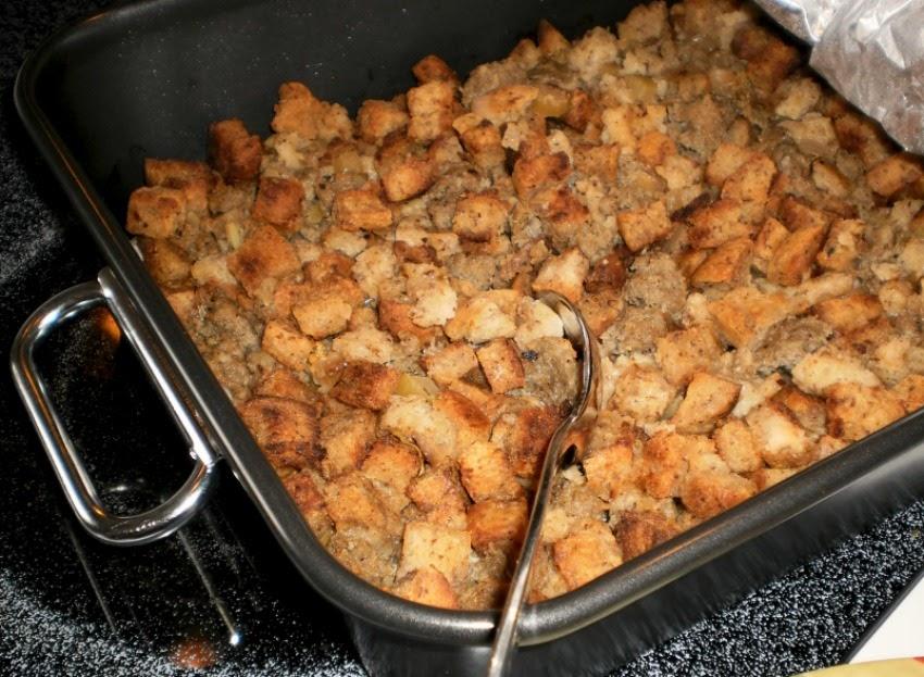 ... - Gingerlemongirl.com: How to Make Really Good Gluten Free Stuffing