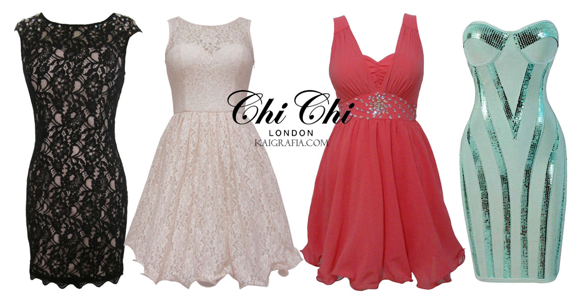 Chichi Clothing London affordable dresses