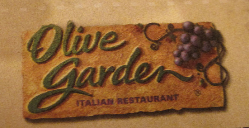 Yum Yum Lunch At Olive Garden