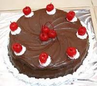 cara membuat cake
