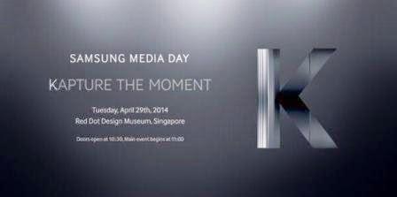 Samsung akan rilis Galaxy S5 Zoom pada tanggal 29 April