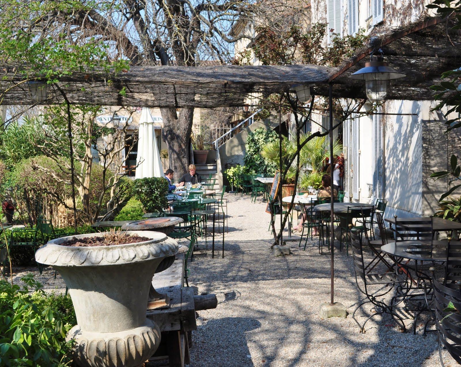 Le Jardin Des Sens Bandol our house in provence: l'isle-sur-la-sorgue, antique capital of the