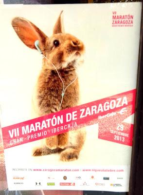 VII Maratón de Zaragoza 29 de septiembre 2013