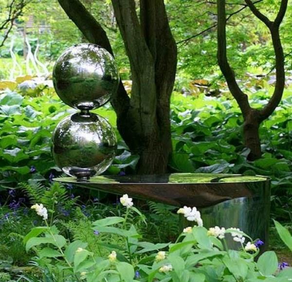 Esculturas en acero