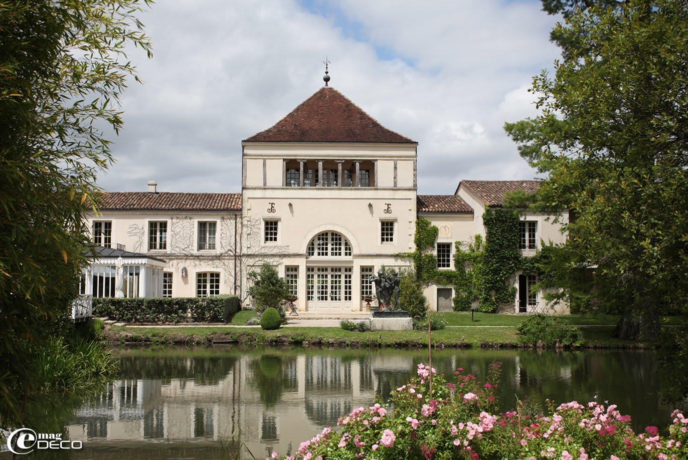 Les Sources de Caudalie, établissement hôtelier 5 étoiles près de Bordeaux