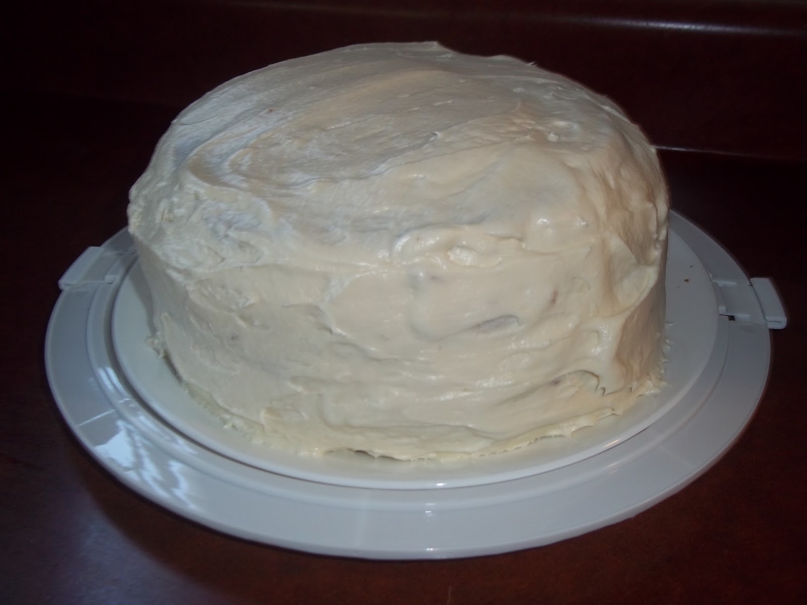 The Daily Smash: Brown Sugar Cream Cheese Frosting
