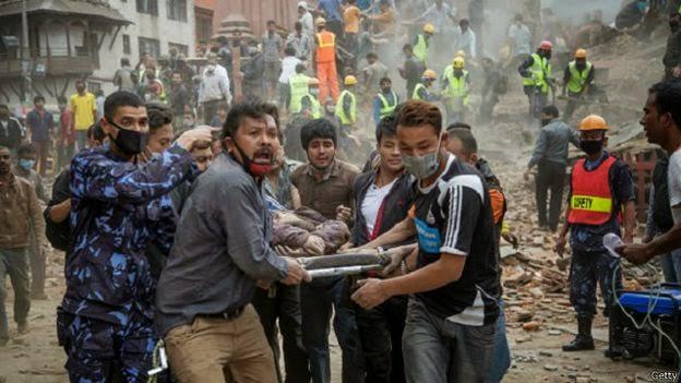 Gempa Nepal Sudah Menelan Korban Lebih dari 5.000 Jiwa