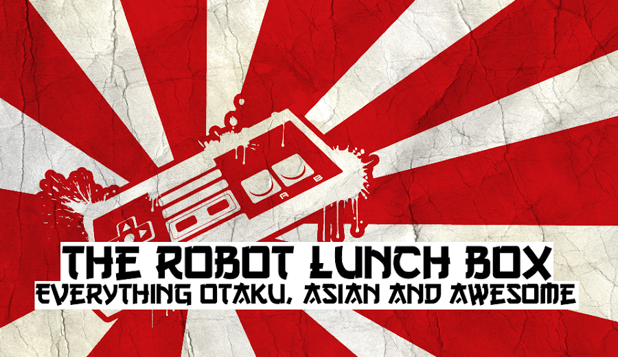 The Robot Lunch Box
