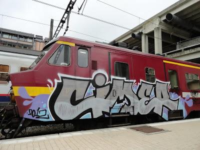 CIMER graffiti