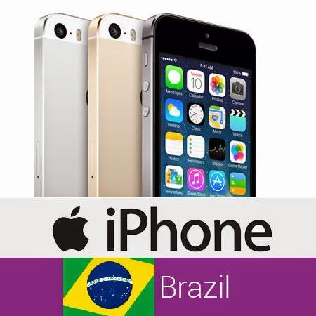 Liberar iPhone de Brasil