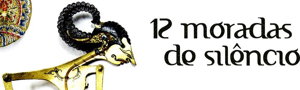12 moradas de silêncio