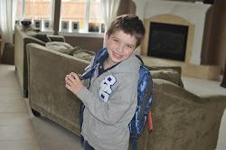 Jacob Allen - Age 11