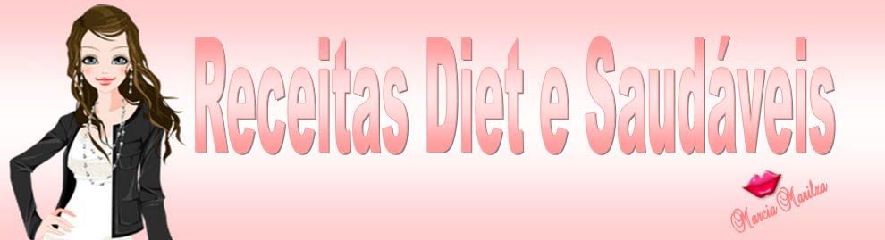 Receitas Diet e Saudáveis