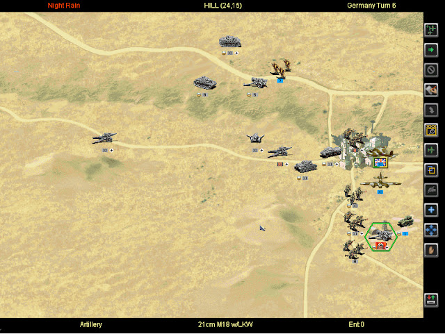 People's General - City Attack Screenshot