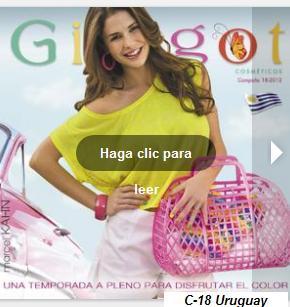 Catalogo Gigot uy C-18 2012
