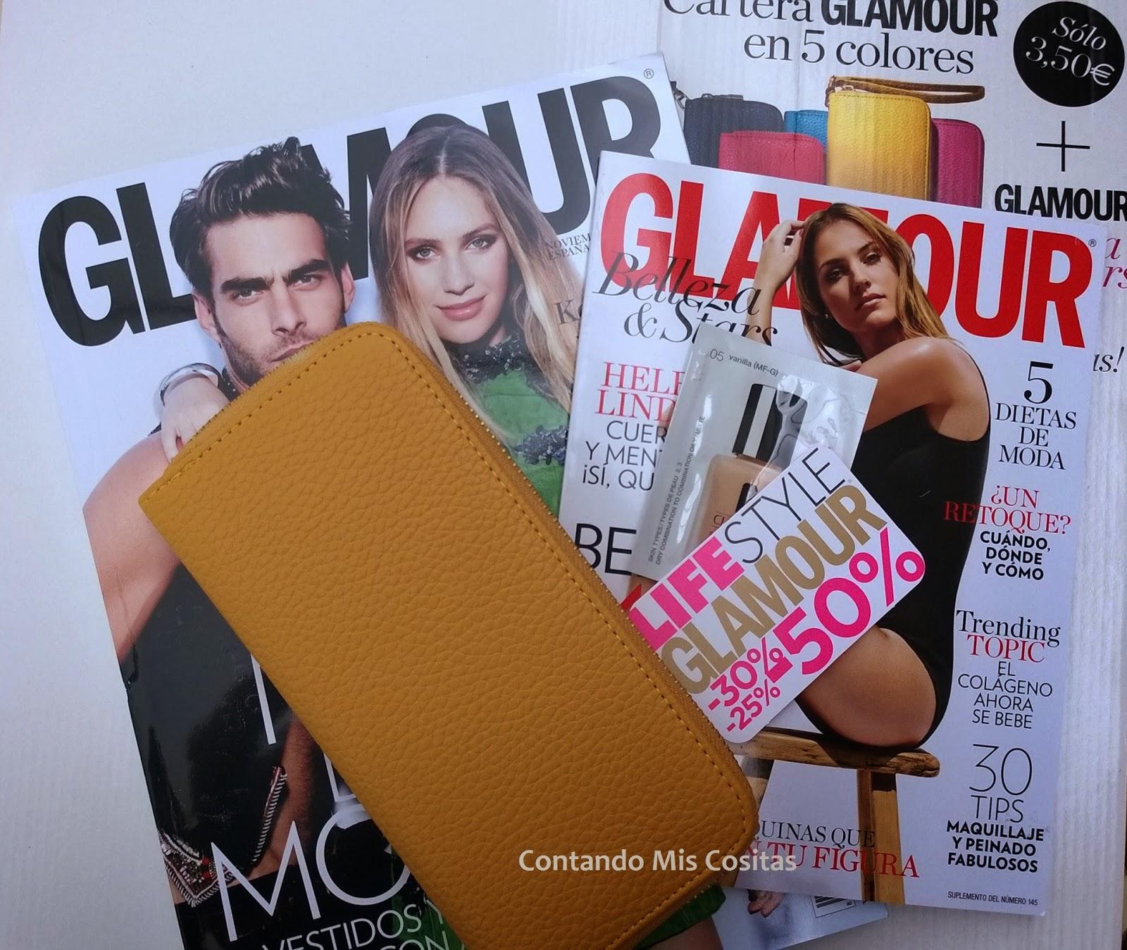 cartera bolso glamour noviembre 2014
