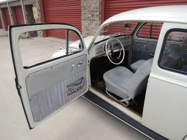 1963 VW Beetle Survivor - Buy Classic Volks