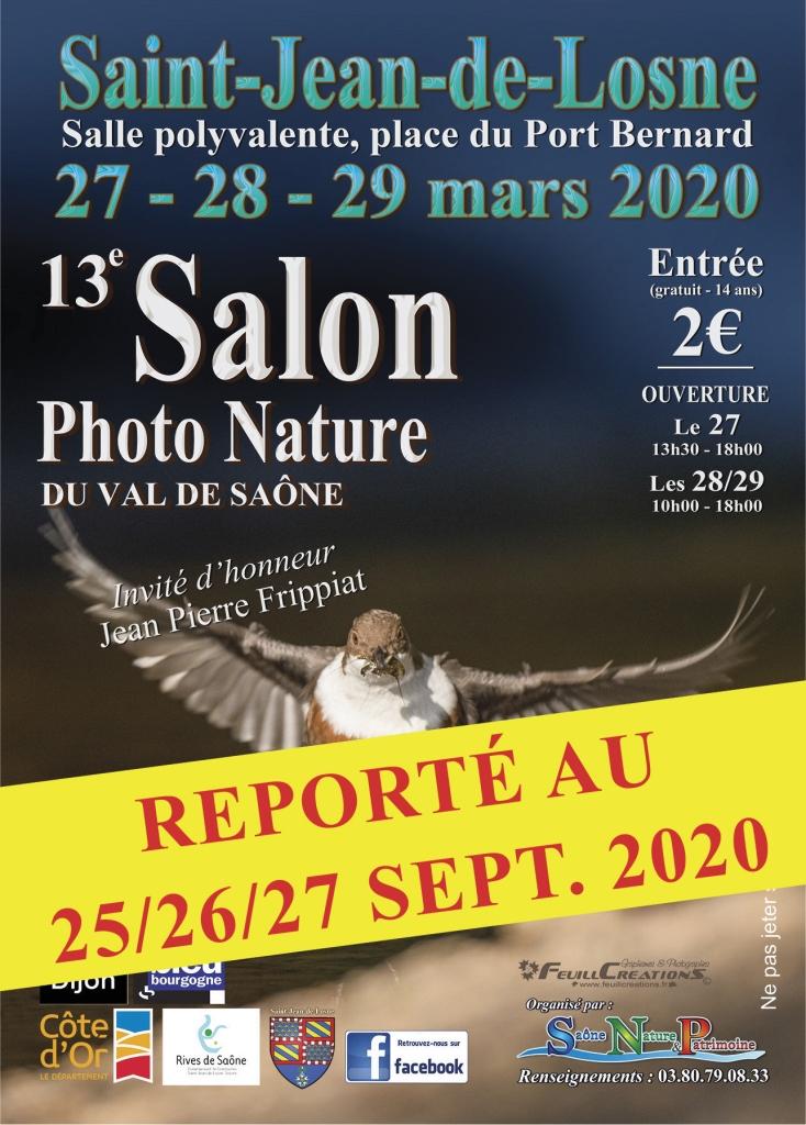 13° salon photo nature du val de Saône