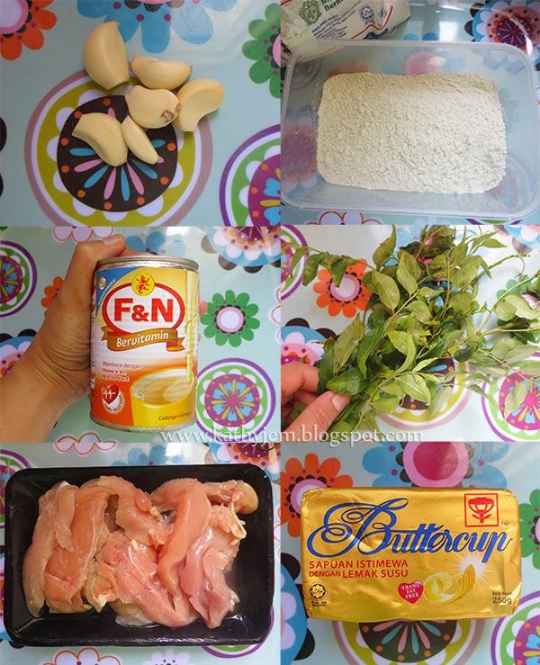 Resepi Ayam Buttermilk Senang Copd Blog M