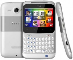 HTC ChaCha Facebook Phone Rilis di Indonesia