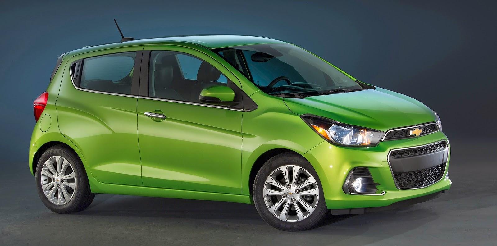 A nova geração conta com motor 1.4 Ecotec de quatro cilindros com 98  horsepower 4da9a95d33e7b