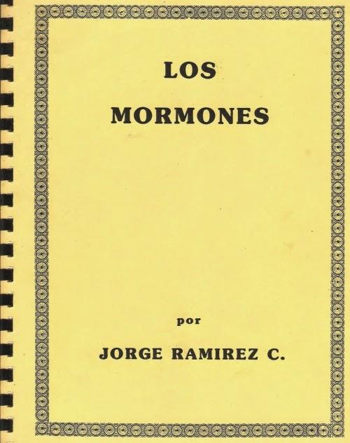 Jorge Ramírez C.-Los Mormones-