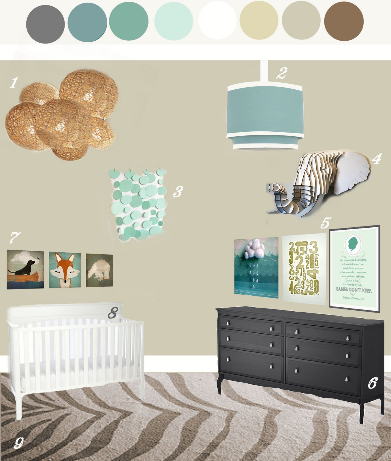 Baby Room Decor Ideas