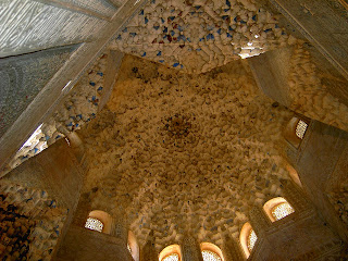 Techo Alhambra