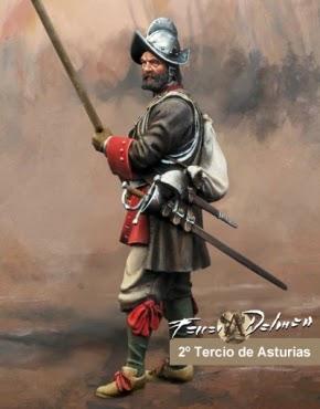 II Tercio de Asturias Ferrer Dalmau