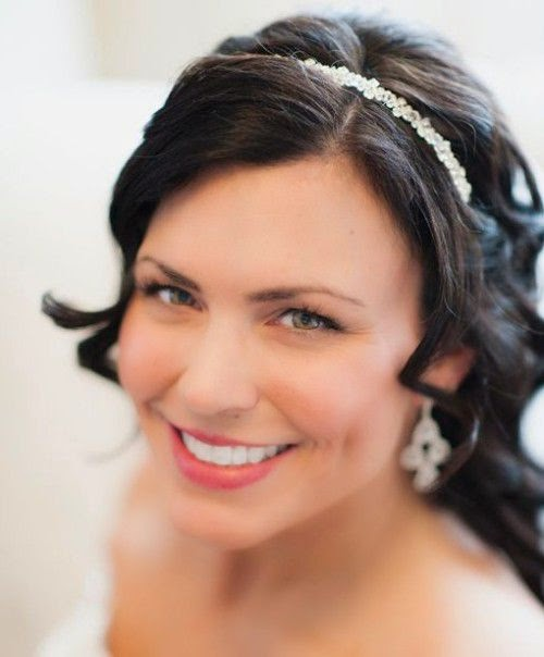 Classy and Gorgeous Black Hairstyles for Weddings