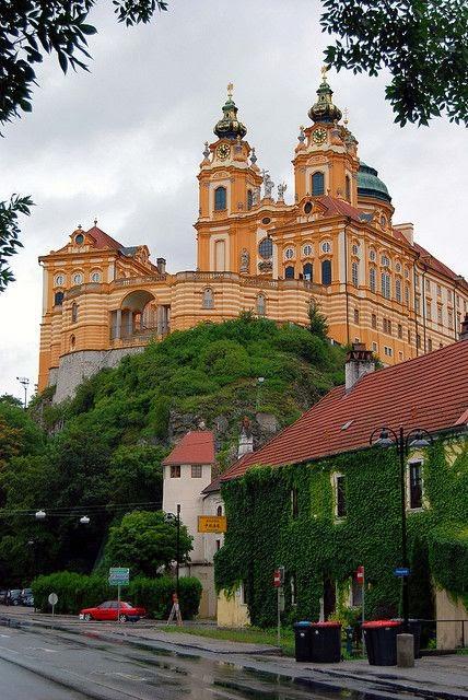 Melk Abbey,Austria: