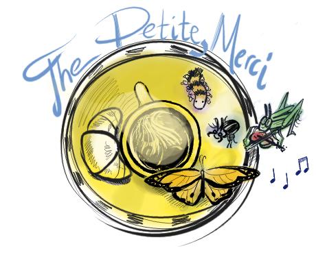 The petite, merci