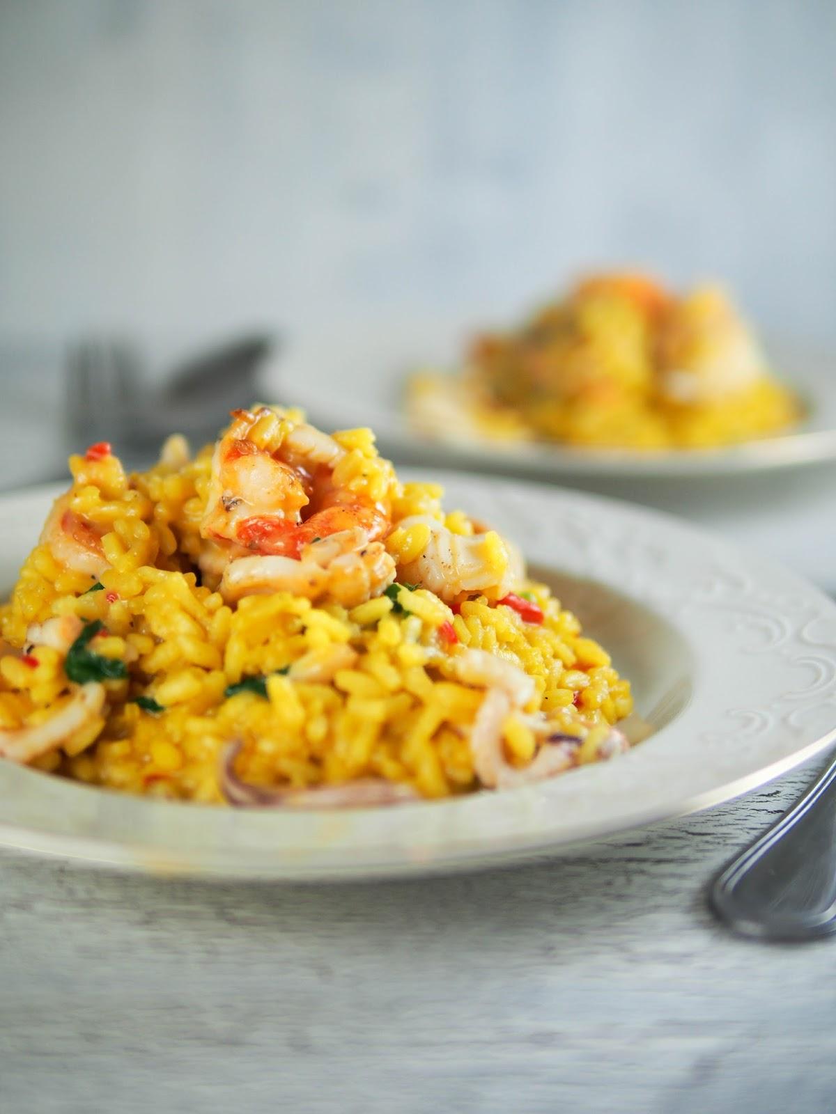 Foodmanna: Seafood Risotto