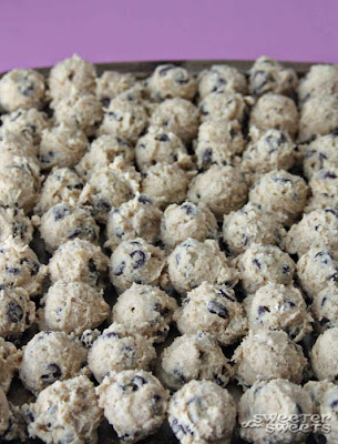 Cookie Dough by Tricia @ SweeterThanSweets