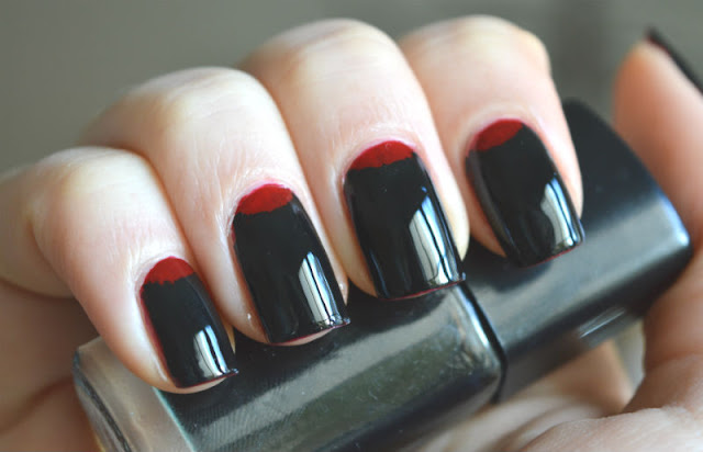 Christian Louboutin Moon Nails