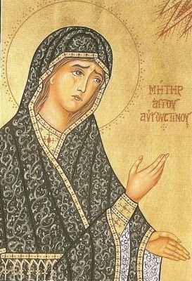 EWTN.com - St. Monica, Mother Of St. Augustine, Commemorated August 27