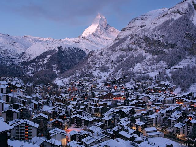 مميزات السياحة في زيرمات السويسرية