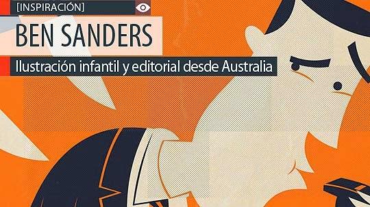 Ilustración infantil y editorial de BEN SANDERS