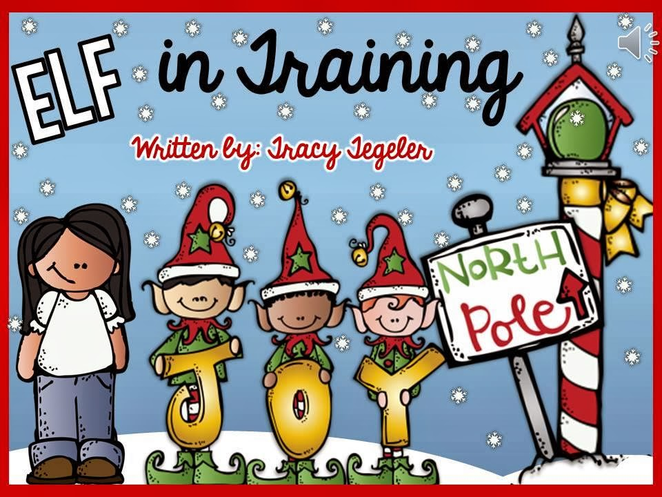 http://www.teacherspayteachers.com/Product/Elf-in-Training-Christmas-eBook-with-Audio-Printable-Book-Activity-Pack-1003631