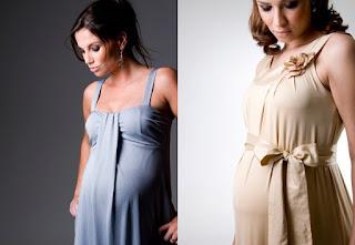 modelo de vestido de ano novo para gestante - dicas e fotos