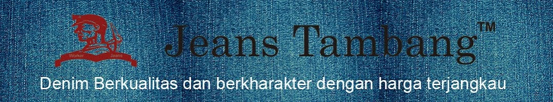 Pabrik Celana Jeans dan Kemeja Denim Symphonia
