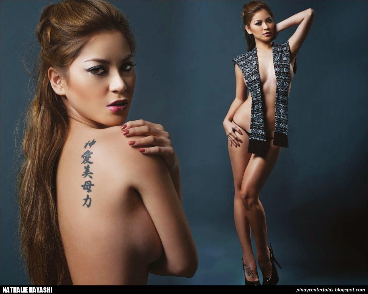 Nathalie Hayashi In Maxim 2