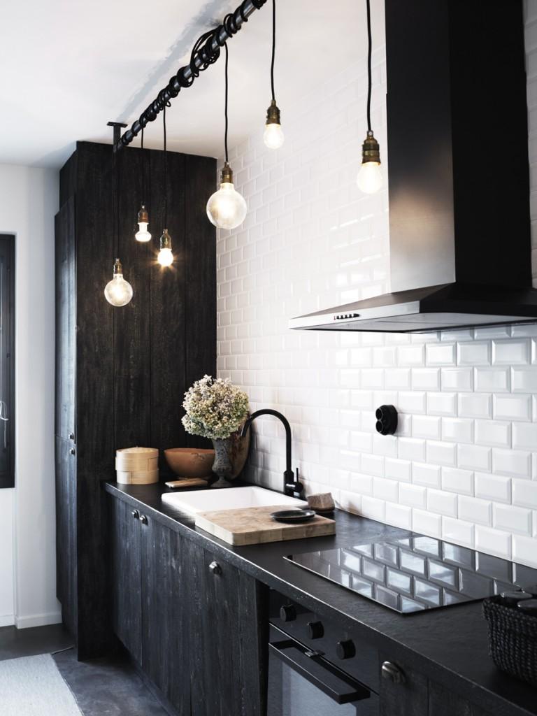 La petite fabrique de rêves: Le loft appartement de Benedikte ...