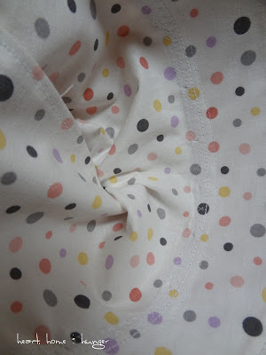 easy sew baby bonnet