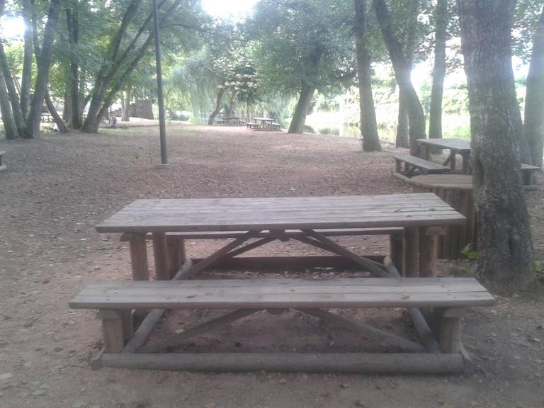 Mesas Parque de Merendas