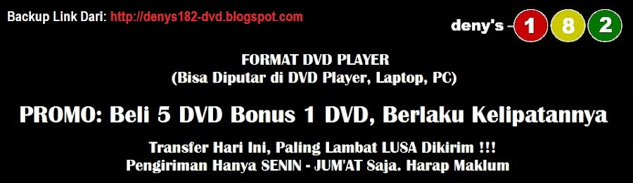 (Denys182) BackUP Blog Format DVD PLAYER