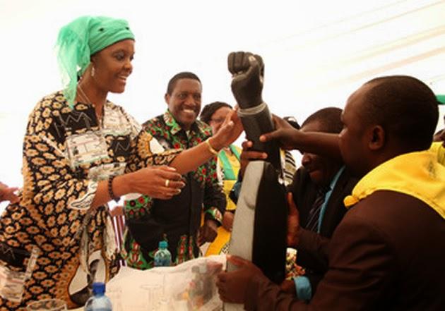 Youths endorse Amai Mugabe