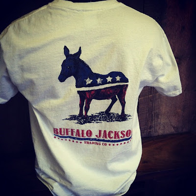 Democratic Party donkey t-shirt
