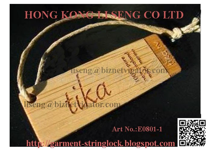 Paper Rope String Lock Manufacturer